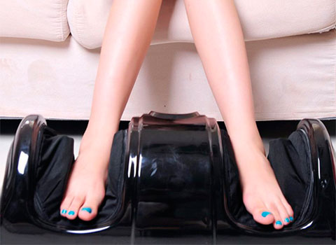 массажер для ног блаженство