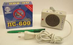 Ультразвуковой отпугиватель грызунов Тайфун ЛС-600