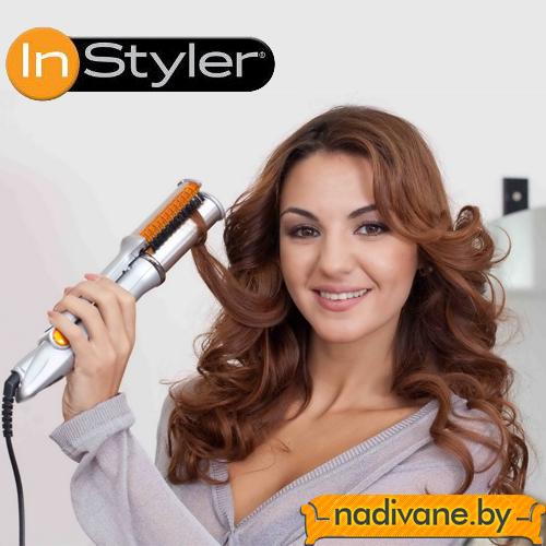 Утюжок для волос InStyler (ИнСталлер) с вращающимся нагревателем