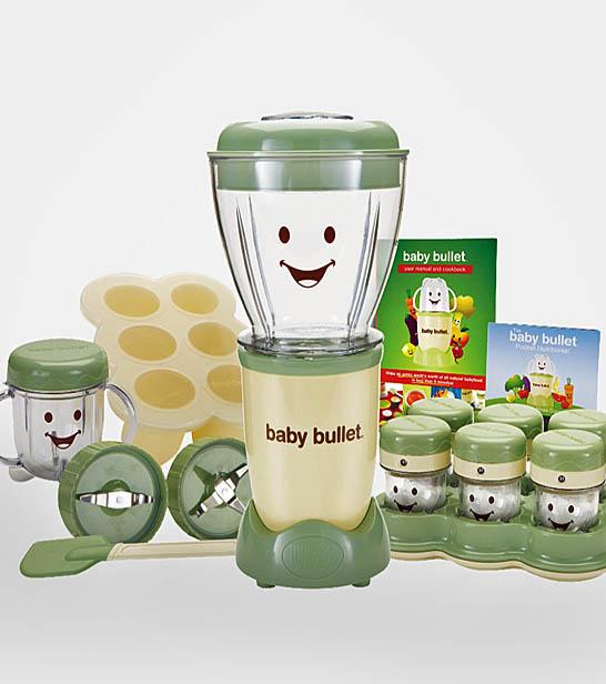 Baby Bullet - детский мини-блендер