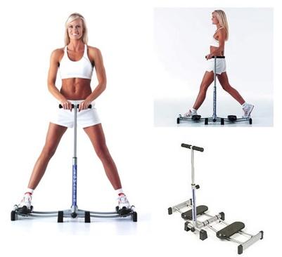 Тренажер Лег Мэджик (Leg Magic) для развития мышц ног и ягодиц.