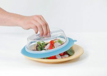 Крышка универсальная для тарелок PLATE TOPPER
