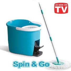 Набор Spin & Go Швабра с отжимом