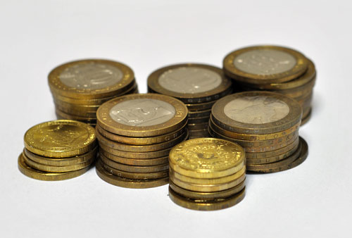 хранение копеек в монетнице