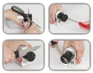 Электроточилка для ножей Swifty Sharp (Свифти Шарп)