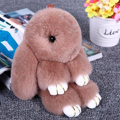 брелок-игрушка кролик рекс