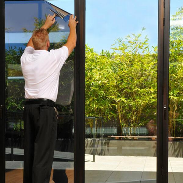 солнцезащитная пленка на окна sunprotect