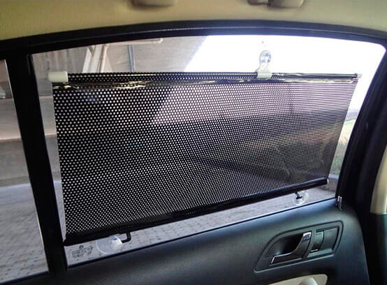 солнцезащитная шторка-роллет screen wonder
