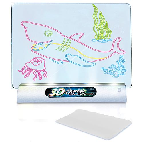 детский планшет волшебный мир 3d