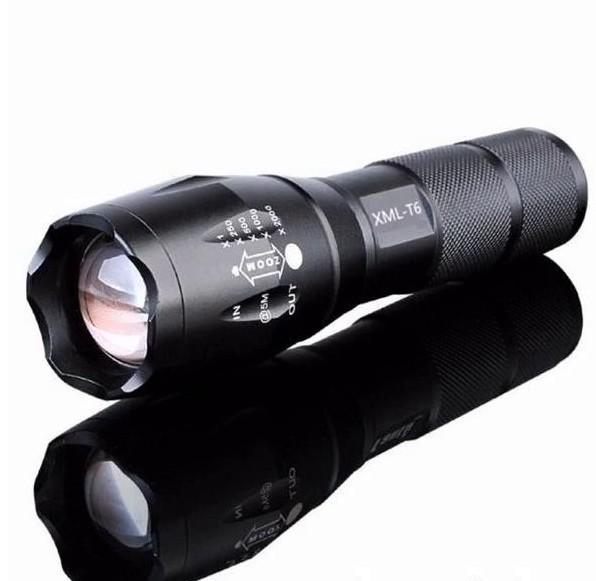 тактический фонарик Turbo Light (Турбо Лайт)