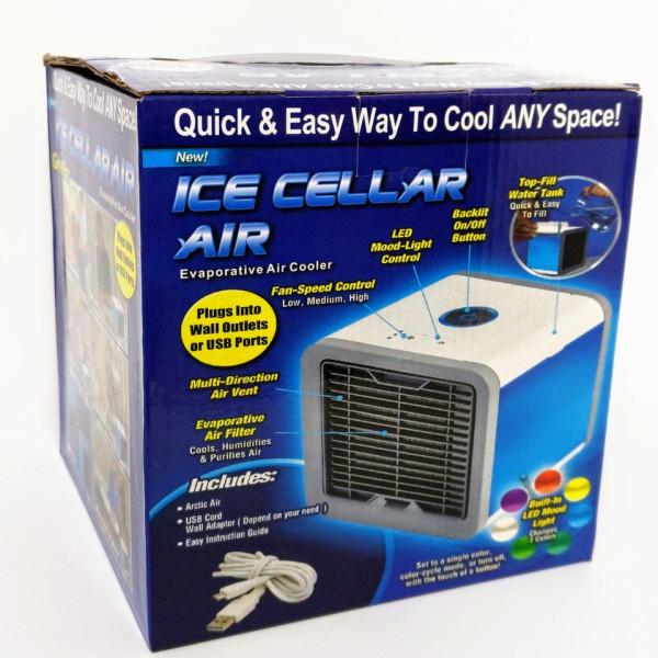 Ice Cellar Air