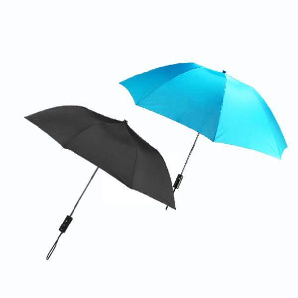 Умный реверсивный зонт