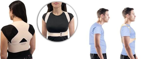 корсет для поддержки мышц спины