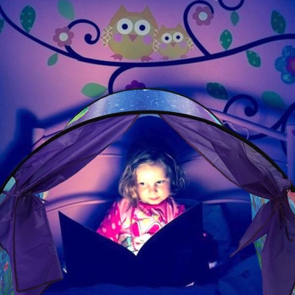 Тент-палатка на кровать «Мечтатель»