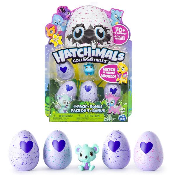 Хетчималс (Hatchimals)