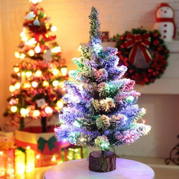 Настольная елка
