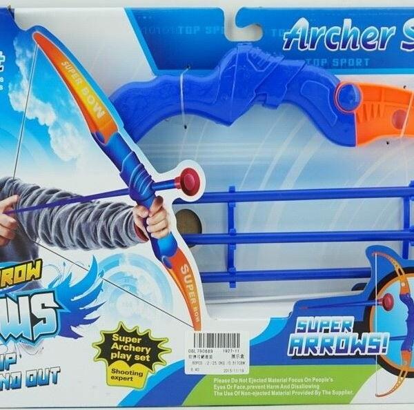 Игровой набор «Супер-лук со стрелами»