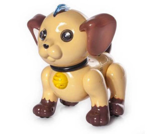 Развивающая игрушка собака Кики