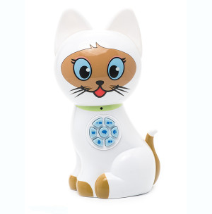 Интерактивная музыкальная кошка Соня
