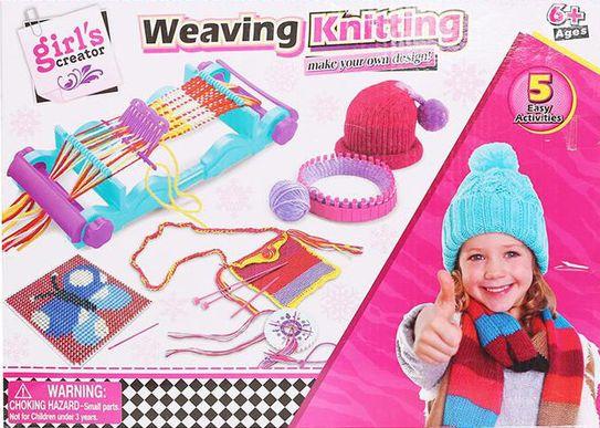 Игровой набор для вязания