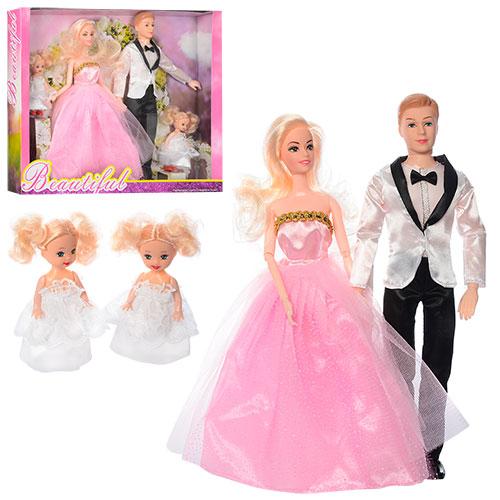 Игровой набор кукол Семья