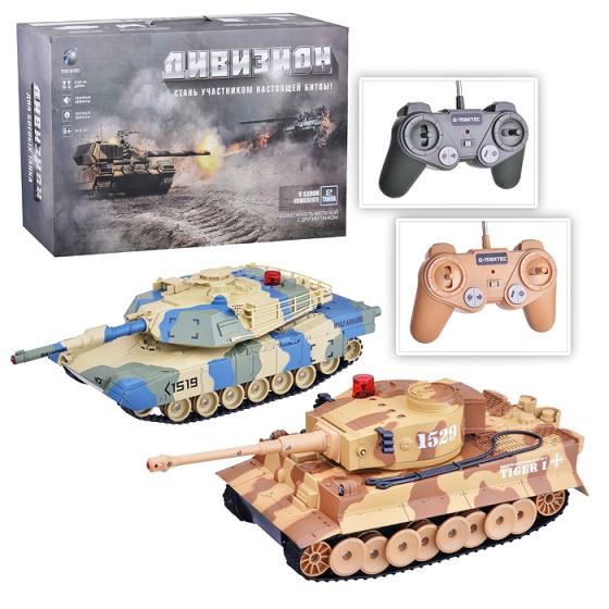 Игровой набор «Бой танков»