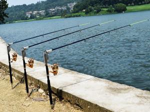 Самоподсекающая удочка «Король рыбалки»