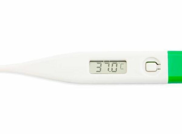 Электронный термометр (градусник)