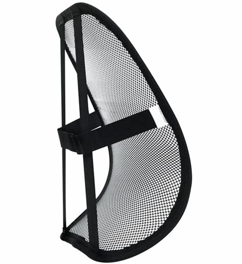 Опора для спины на офисное и автомобильное кресло