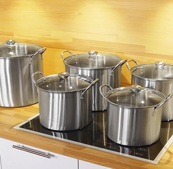 Купить набор посуды в Телемагазине